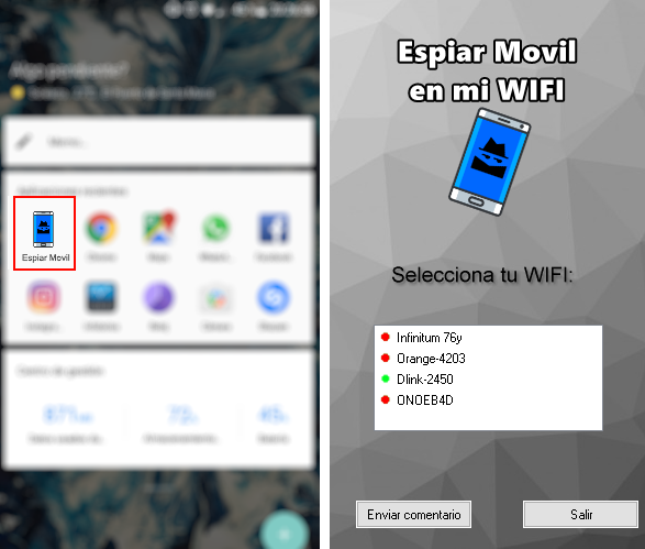 hackear movil via wifi