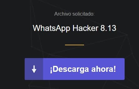 whatsapp hackear 8.13