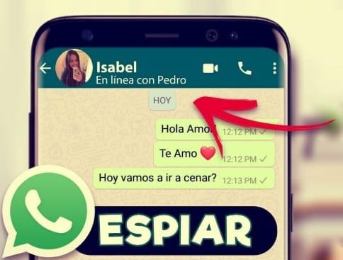 Espiar el WhatsApp de alguien