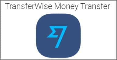 transferwise money transfer aplicacion