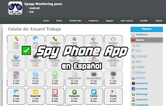 aplicacion spy phone app